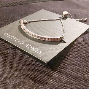 Vince Camuto Pave Slider Bracelet